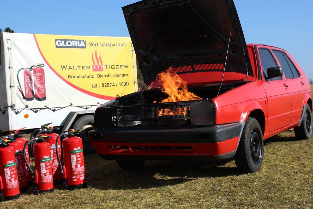 Brandschutzausbildung 1